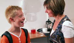 Learn more about our friendly, welcoming and caring Host families