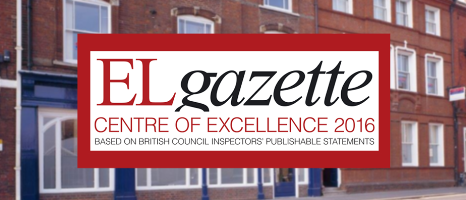 An EL Gazette Centre of Excellence