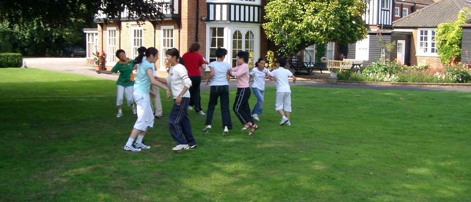 Residential course: enjoy learning English in the beautiful Norfolk countryside